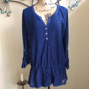 Style and Co. Longer tunic